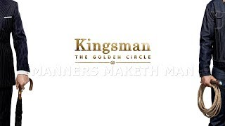 Kingsman The Golden Circle Trailer 2 Soundtrack (Original Mix For Trailer)
