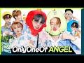 OnlyOneOf - ANGEL   PROP ROOM DANCE   세로소품실