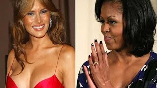 Racist Post About Michelle Obama Causes Backlash - Called her an Ape in Heels
