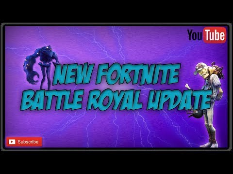 NEW Fortnite Battle Royal Update! | Fortnite Battle Royal EPIC And LEGENDARY Wins w/Friends