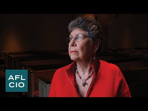 33 Letters and a Tragedy of Historic Proportions   Bonnie Blair   AFL-CIO Videos