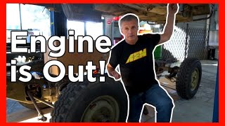 homepage tile video photo for How is the EV CONVERSION of our 1971 Pinzgauer Going?