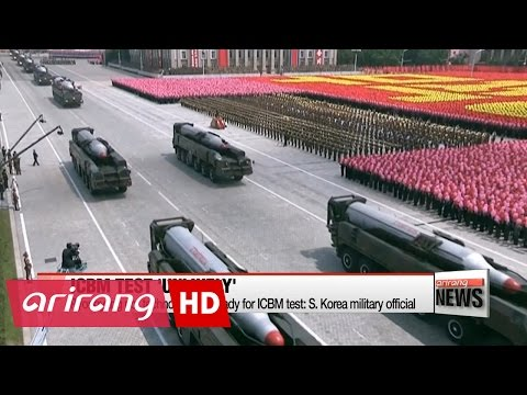 North Korea more likely to test mid-range Musudan missile, rather than ICBM: Seoul military official