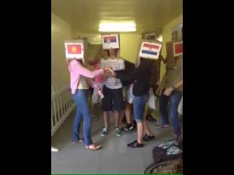 Breakup of Yugoslavia Harlem Shake