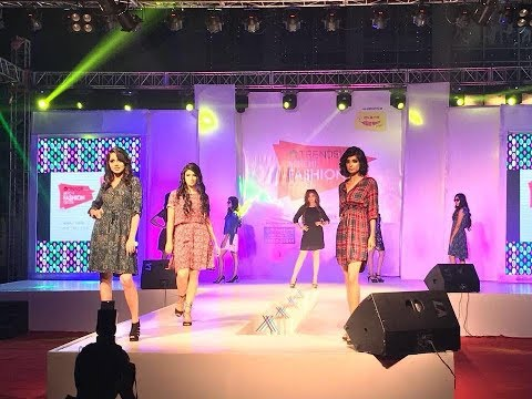 Fashion Show at Mall of Amritsar by Radio Mirchi 104.8