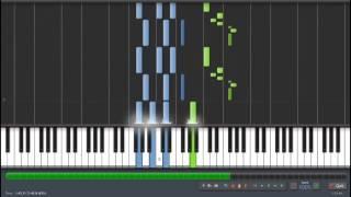 Hunter X Hunter No Tema - Densetsu - Piano Tutorial
