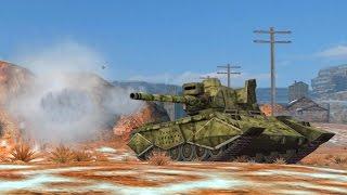 Wot Blitz.O-47.Не плохо накидывает! Хороший танк.(, 2017-01-27T11:50:42.000Z)