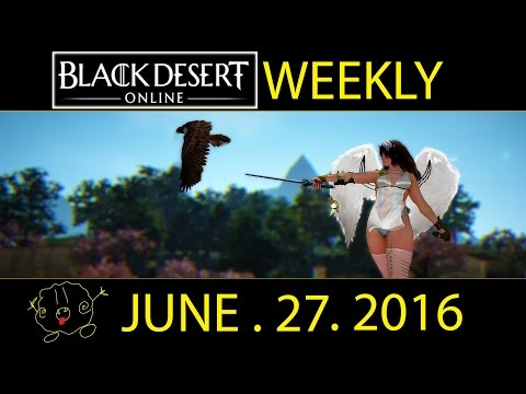 [Black Desert Online] Preparing for Valencia (Part 2)(BDO Weekly June 29th)