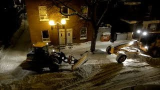 Video still for MONTREAL - EXPERTS IN SNOW REMOVAL ! - 02-08-18