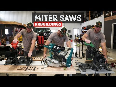 My Go To Miter Saws 2019: Toolsday