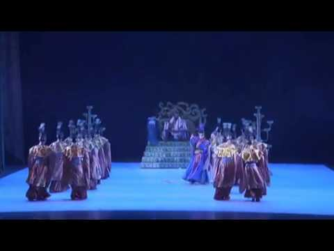 Confucius-Chinese Dance Drama(English)