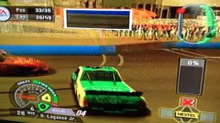 NASCAR 07 Crash Compilation 2