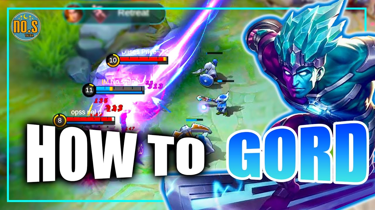 HOW TO GORD (Tips and Tricks for Mages) - Mobile Legends Ranked Gameplay