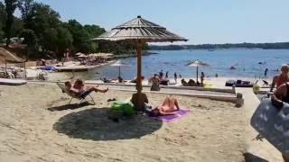 Campingplatz Bijela Uvala 2016 / Istrien  / Kroatien