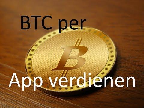 Smartphone App Zum Verdienen Von Bitcoins