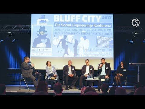 BLUFF CITY 2017 - Die Social Engineering Konferenz in Berlin | CSTV (4K)