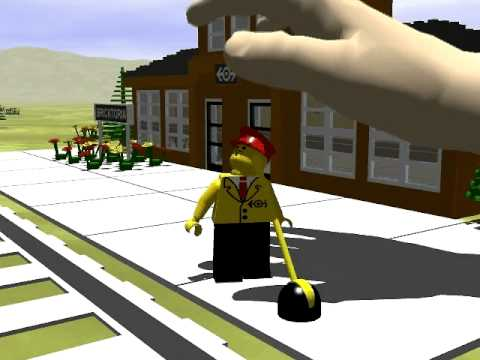 THE LEGO LOCO INTRO [PC GAME]