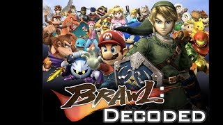SSB BRAWL: Decoded - brentalfloss
