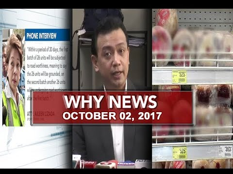 UNTV: Why News (October 02, 2017)