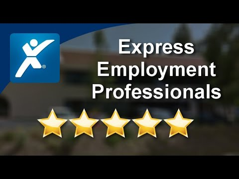 Express Employment Professionals of Thousand Oaks, CA |Remarkable Five Star Review by Anabel D.