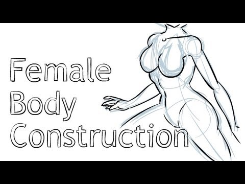 How to Draw - the Female Body