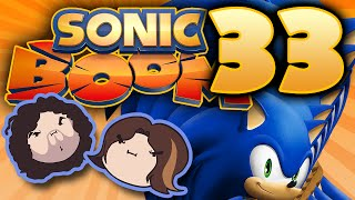 Sonic Boom: Exclamation Island! - PART 33 - Game Grumps