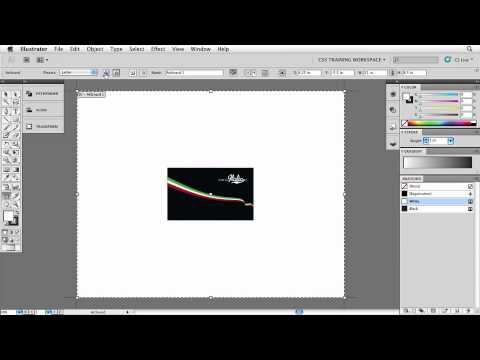 Adobe Illustrator Cs5 Document Setup Templates