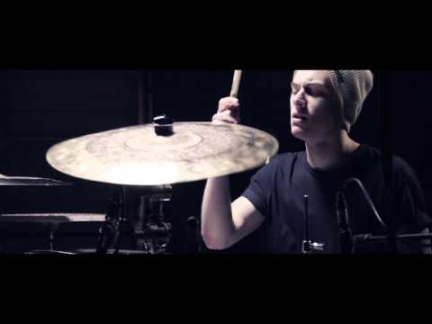 Luke Holland - The Word Alive - Trapped Drum Playthrough