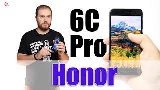 Honor 6C Pro - обзор смартфона