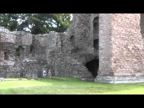 Norham castle, Northumberland.