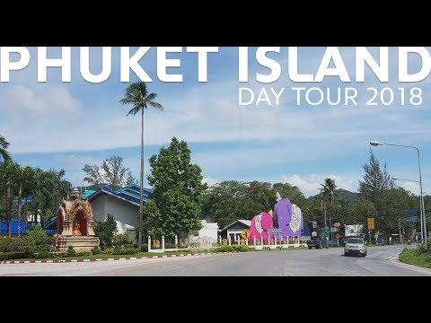 Phuket Island Day Tour 2018
