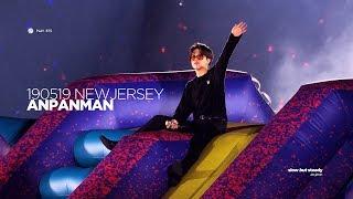 190519 방탄소년단 지민 (BTS JIMIN) - Anpanman (JIMIN FOCUS 4K fancam)