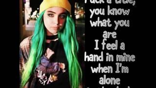 Myah - Moio (lyrics on screen)
