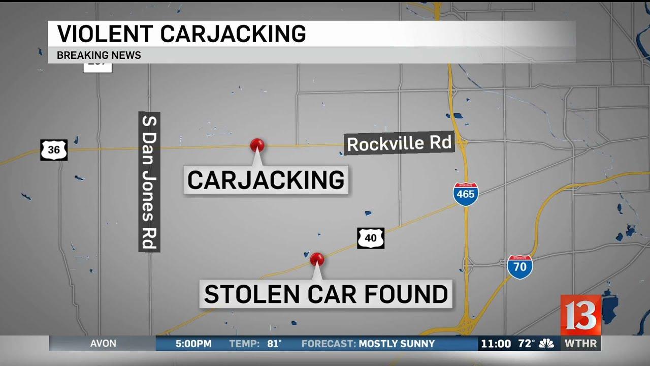 Violent Carjacking in Avon