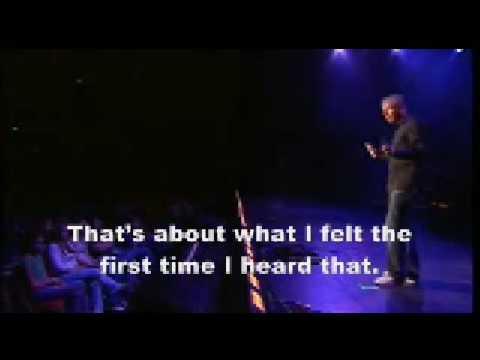 Louie Giglio - Laminin - with english subtitle