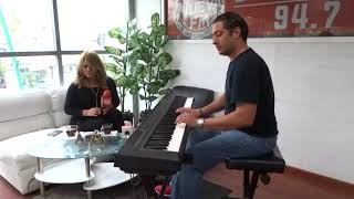 Jorge Rojas plays Careless Whisper (George Michael) at 94.7 FM