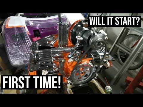 Rebuilding a 1972 Volkswagen Nova Sterling - Part 5