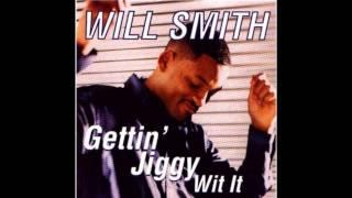 Will Smith Gettin' Jiggy Wit It Instrumental