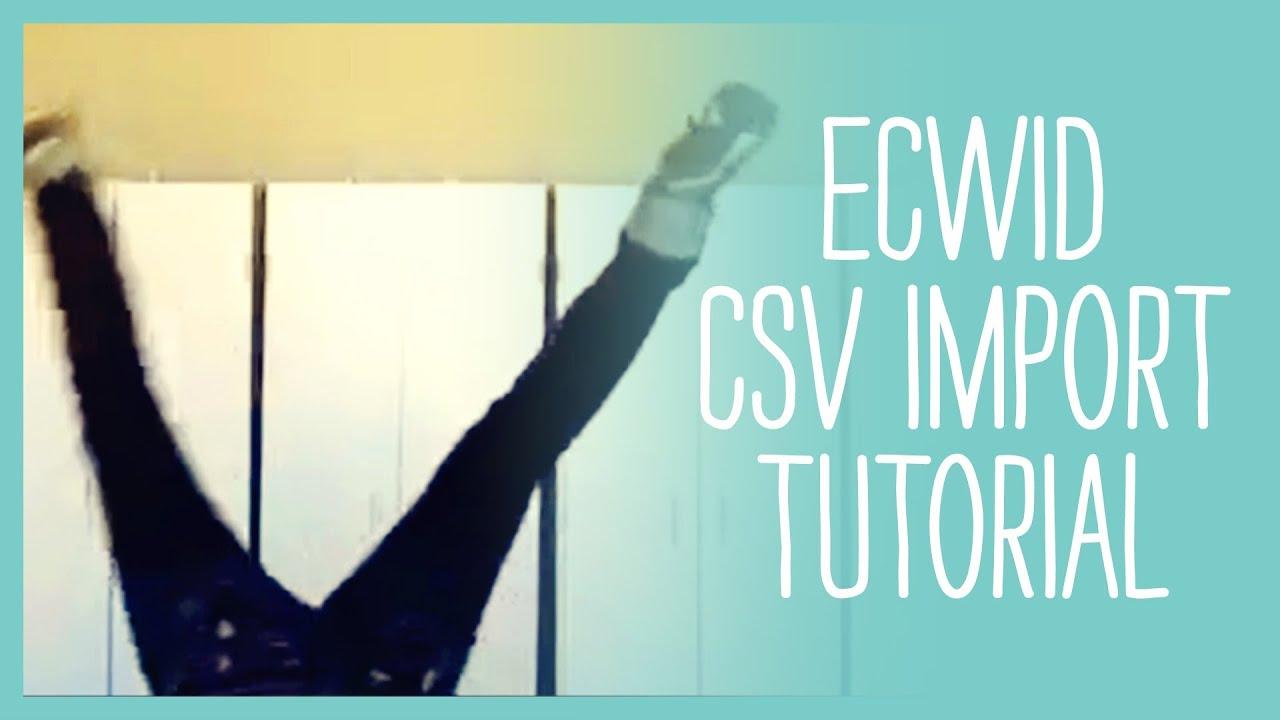 ewcid cvs impot catagories