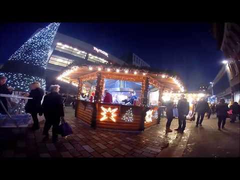 Christmas in Glasgow Scotland