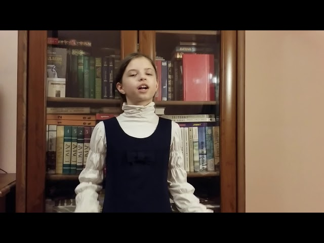 Изображение предпросмотра прочтения – ТатьянаСемикова читает произведение «Книги в красном переплете» М.И.Цветаевой