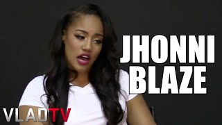 "Jhonni Blaze on Drake: ""I Should"