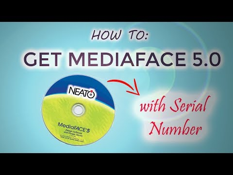 HOW TO GET NEATO MEDIAFACE 5.0