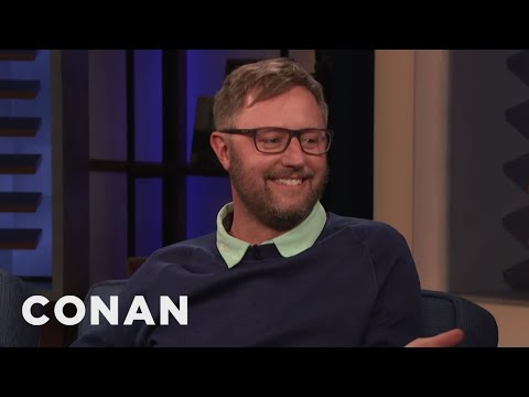 Rory Scovel Resents Santa Claus - CONAN on TBS