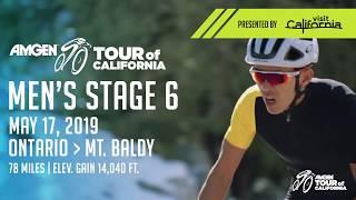 2019 Men's Stage 6 | Amgen Tour of California