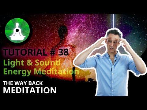 V38 The Light & Sound Energy - Guidance for Light & Sound Meditation with Mark Zaretti