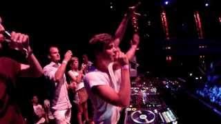 Martin Garrix & Sem Vox last track at Privilege Ibiza