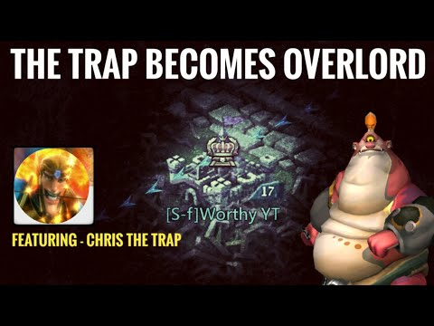 The Trap Becomes Overlord - Lords Mobile - Featuring Chris The Trap