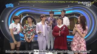 Download Video [ENGSUB] 20160821 Inkigayo - V.O.I Leesanim Interview - VIXX Ken (with Onew, Sandeul, Taeil) MP3 3GP MP4