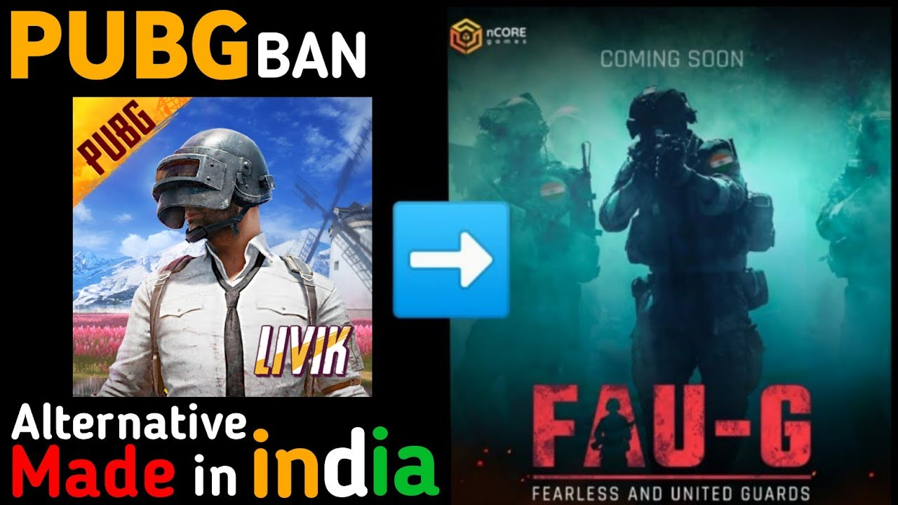 Download FAU-G Game Made in India PUBG Mobile Alternative Coming Soon !